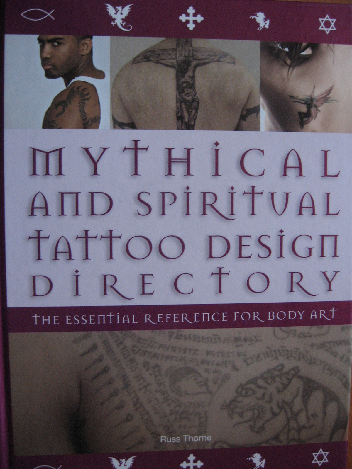 Mythical And Spiritual Tattoo Design Directory The Essential Reference For Body Art