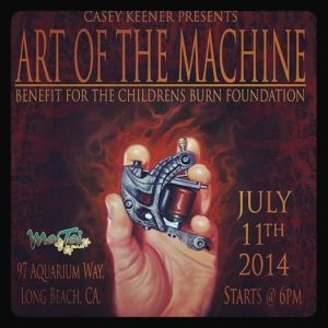 art of the machine flyer