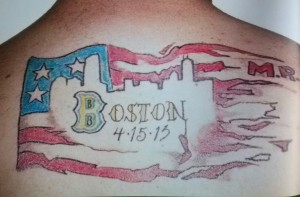 Bled for Boston ii