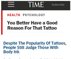 tattoo prejudice ii