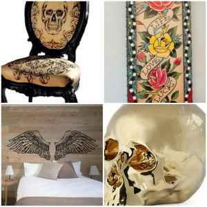 tattoo interior design