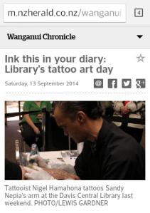 Wanganui events