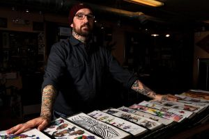 Syracuse tattoo artist