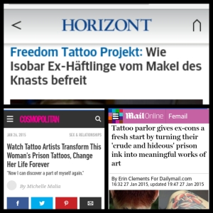 Freedom Tattoos on the web