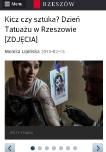 tattoo day in rzeszow
