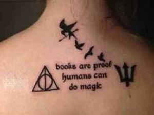 Books-Are-Proof-Magic-Tattoo
