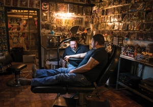 gilbert johnson jr. tattoo q's answered