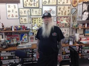 Rick-Walters' legend