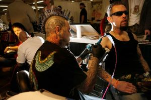 tattoos are a bad idea - that's the point