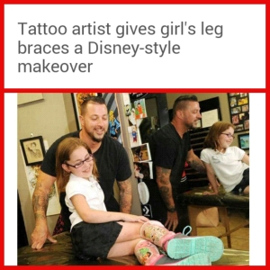 brace tattoos