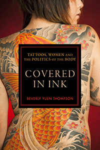 covered in ink book