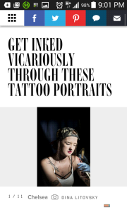 tattoo portraits