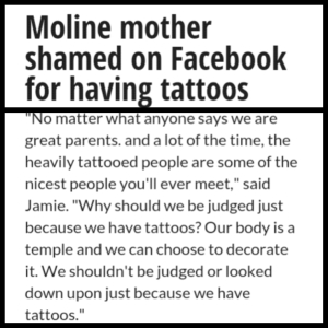 tattoo shaming
