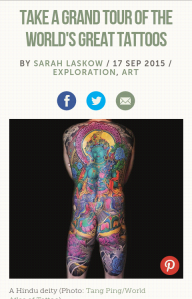the world atlas of tattoos