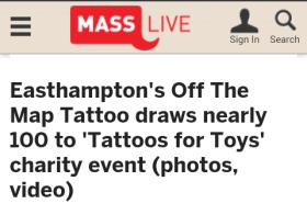 tattoo charity event