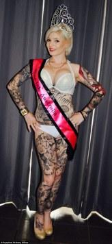Miss Ink Australia