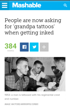 grandpa tattoos