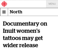 Inuit tattoos