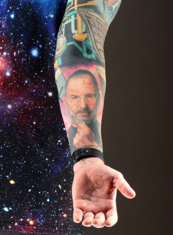 Jobs tattoos