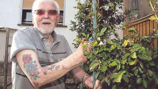 moderner Senior