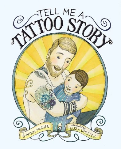 tattoo book for kids